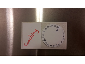 Scrum task with time tracking