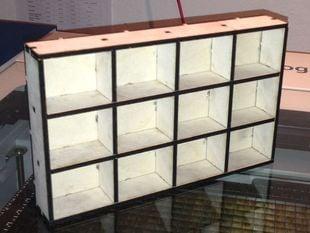 Parametric seed box