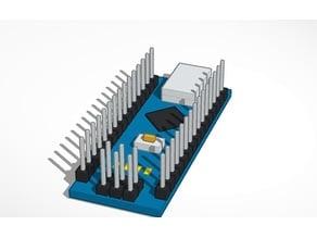 Arduino Nano - all Pins Up