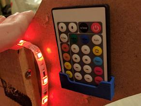 IR Remote mount for Renkforce LED Strip
