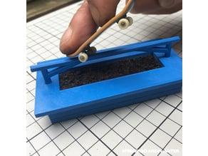KLEIJNE Modular Fingerboard Ramp & Planter