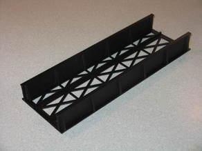 HO Scale Straight Bridge