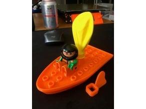 Balloon Boat - A bit Bigger :-)