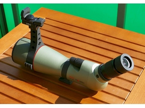 NATO/Picatinny Rail for Kowa TSN-883 Spotting Scope