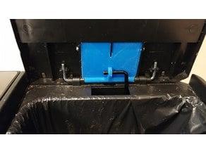 Tesco Recycling Pedal Bin (780-4212) Lid Repair