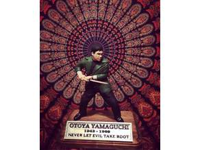 Otoya Yamaguchi - Japanese Hero Assassin