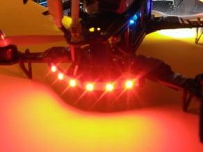 ZMR 250 Mini LED bumper small rear