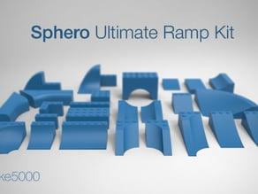 Sphero Ultimate Ramp Kit for the #MAKE5000 Challenge