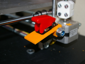 PrintrBot Killswitch Mounting