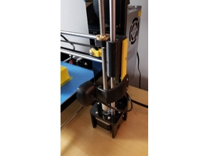 Tronxy p802m x axis belt tensioner with Camera Mount