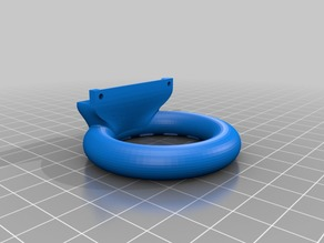Anycubic Chiron Fan Duct