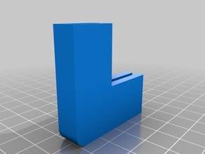 Frame for Plexiglas Panel