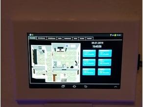 Samsung Tab2 7Zoll Wall Mount