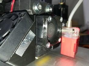 Dmyco E3D z Sensor holder for 30mm fan