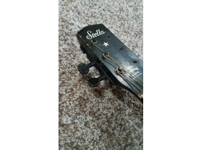 Printable Guitar Tuners