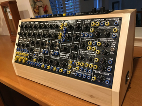 Sound Lab Ultimate Synthesizer Panels