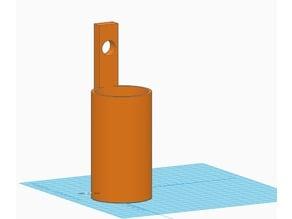 Sealant holder
