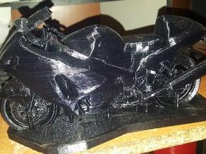 hayabusa motor bike