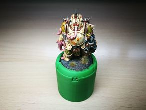 Stand for painting miniatures 25, 32 and 40mm