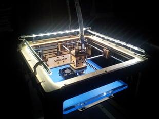 IKEA DIODER LED STRIPS - UM mounting kit 45° angle