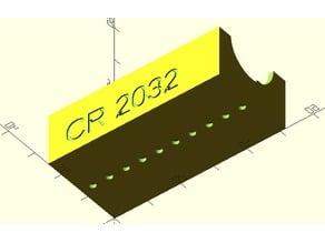 CR2032 reservoir