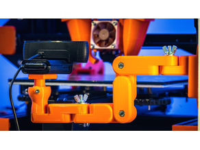 Wall mounted flexible Camera Arm with Ball Head