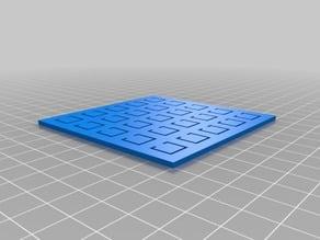 keypad 5x5 2mm