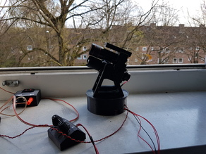 7W Night Vision Camera Rotator V2 (with remote control) // 7W Nachtsicht Kamera Rotator V2 (mit Fernbedienung)