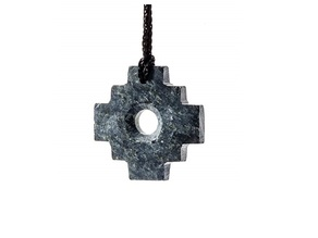 Chacana andina Perú Inca - Llavero - Arete - Keychain - Earring