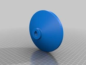 Handwheel 125mm