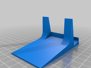Universal Phone and Tablet Stand with rubber surface