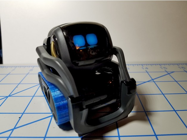 Anki Vector tank tread (also fits Cozmo) by Dauler - Thingiverse