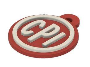 CPI motor Keychain