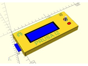 RepRapDiscount Smart LCD Controller Support for Prusa i2 or I3