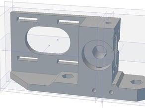 Wade's Geared Nema 17 Extruder