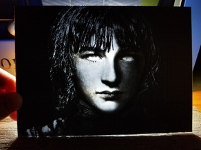 Bran Lithophane