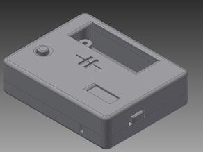 chassis for JYE capacitance meter v0.1