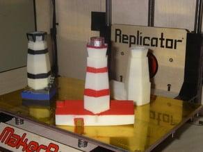 Lighthouse Salt Shaker 3
