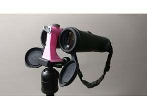 Vanguard Endeavor Binocular Arca Swiss clamp compatible tripod mount
