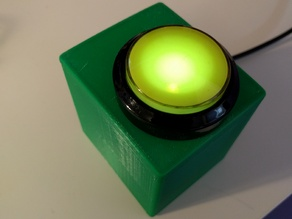 Teensy LC based Big Red Button