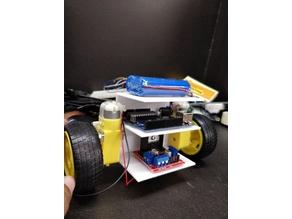 Self Balancing Robot using Arduino