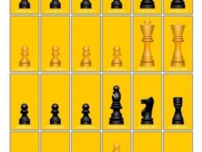 Zcarda Chess: Gold Edition