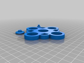 5 bearing spinner toy