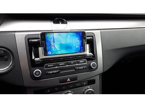 Universal Car CD Slot - Smartphone Holder