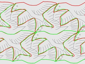 eggbot bird tesselation