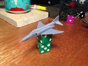 F-4E Phantom II for microarmor