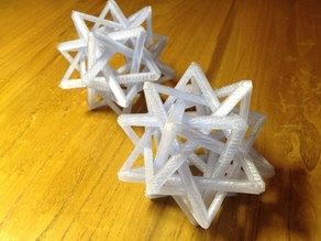 Interlocking Tetrahedra (Variation)