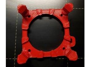 Prusa I3 MK3/MK3S V1 & V2 Support fan (40mm) extrudeur