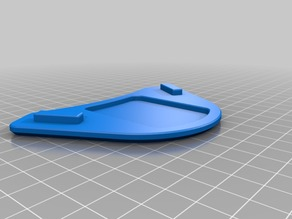 Anycubic Kossel Linear upper dust covers