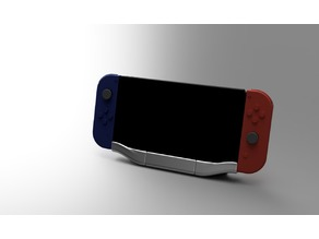 Compact portable dock for Nintendo Switch